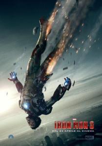 Nuovo poster italiano per Iron Man 3