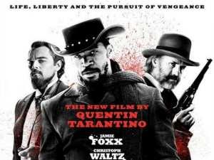 Il poster di Django Unchained