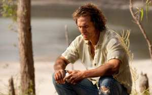 Matthew McConaughey, protagonista di Mud