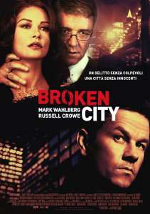 Nuovo poster italiano per Broken City