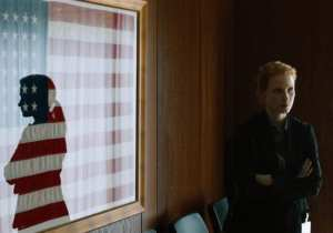Jessica Chastain, protagonista di Zero Dark Thirty