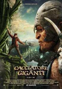 Il nuovo poster de Il Cacciatore di Giganti