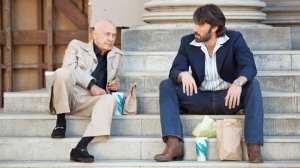 Alan Arkin e Ben Affleck in un'immagine di Argo