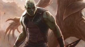 """Drax Il Distuttore da """"I Guardiani della Galassia"""""""