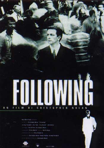"""La locandi di """"Following"""""""