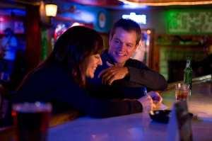 Rosemarie DeWitt e Matt Damon in Promised Land