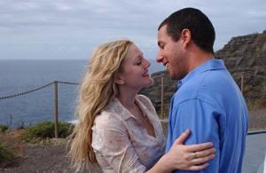 """Adam Sandler e Drew Barrymore in """"50 Volte il Primo Bacio"""""""