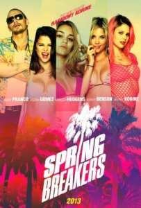 Un nuovo poster di Spring Breakers