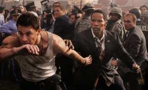 Channing Tatum e Jamie Foxx nella prima immagine di White House Down