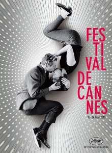 Paul Newman immortalato nel poster ufficiale del Festival di Cannes 2013