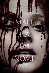 Il poster italiano di Carrie