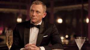Daniel Craig in un'immagine di Skyfall