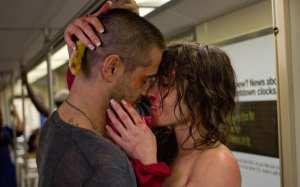 Colin Farrell e Noomi Rapace in Dead Man Down