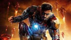 Il poster internazionale di Iron Man 3