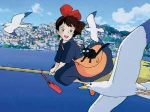 Un'immagine da Kiki - Consegne a domicilio di Hayao Miyazaki
