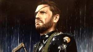 "Snake in ""Metal Gear Solid"""