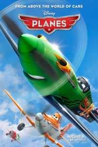 """La locandina di """"Planes"""""""