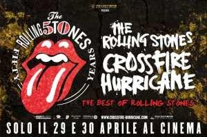 Il poster ufficiale di Crossfire Hurricane
