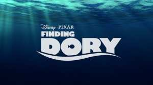 Il logo ufficiale di Alla ricerca di Dory