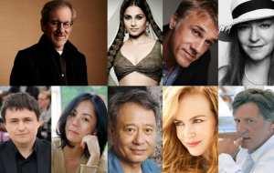 La giuria del Festival di Cannes al completo