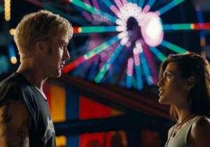 Ryan Gosling e Eva Mendes in una scena di Come un tuono
