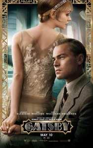 Carey Mulligan e Leonardo Di Caprio nel nuovo poster de Il grande Gatsby