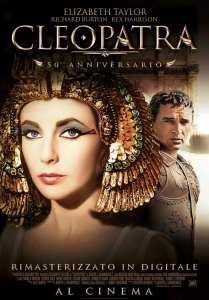 Cleopatra - La locandina