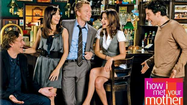 "Il cast di ""How I met your mother"""