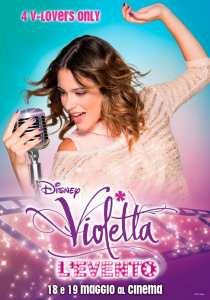 Violetta - L'evento, la locandina