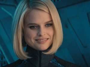 Alice Eve in un'immagine di Into Darkness - Star Trek