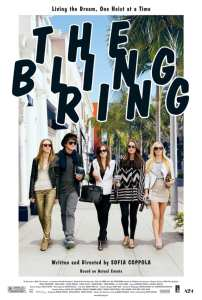 Il nuovo poster di Bling Ring