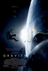 Il teaser poster di Gravity