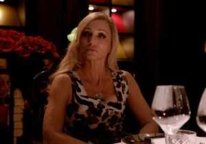 Kristin Scott Thomas in una scena di Solo Dio perdona