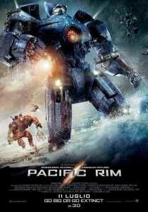 Il nuovo poster italiano di Pacific Rim