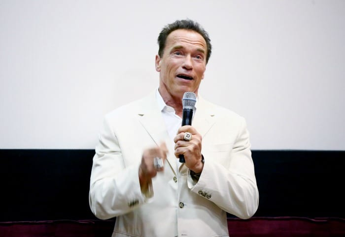 Arnold Schwarzenegger | ©  Joe Scarnici / Getty Images