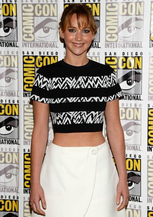 Jennifer Lawrence al Comic-con 2013 | © Ethan Miller / Getty Images