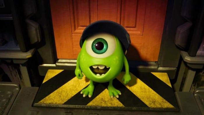 Mike Wazowski - Monsters University