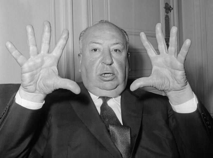 Alfred Hitchcock | ©  STF / Getty Images