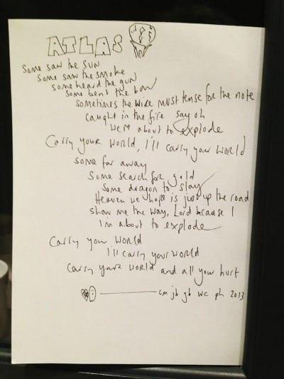 Il brano dei Coldplay per la colonna sonora de La ragazza di fuoco | Twitter