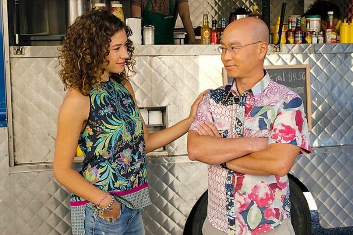 Vince Masuka e Nikki