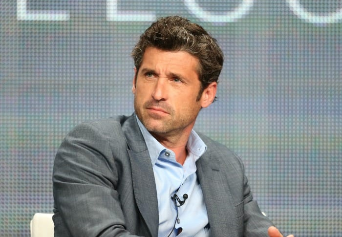 Patrick Dempsey   © Frederick M. Brown / Getty Images