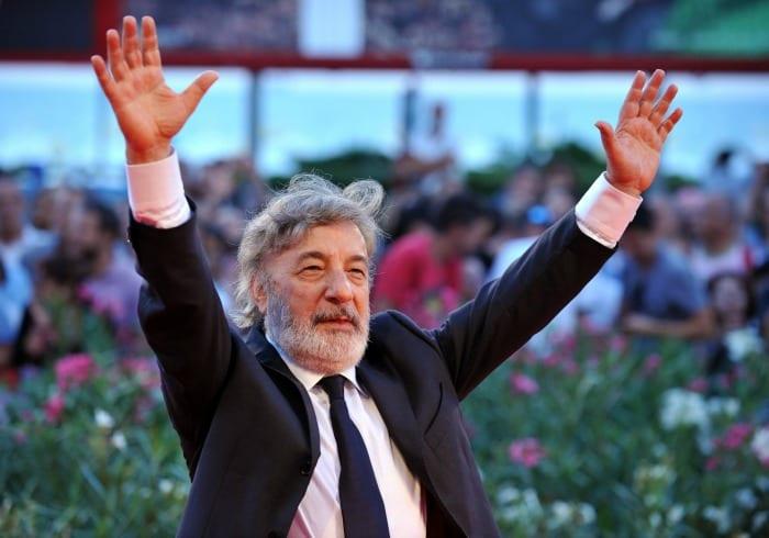Il regista Gianni Amelio   © TIZIANA FABI / Getty Images