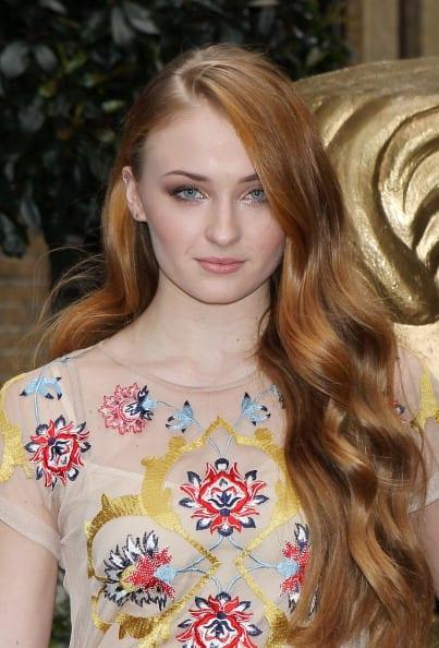 Sansa Stark © Jo Hale/Getty Images