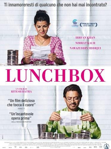 Lunchbox - La locandina