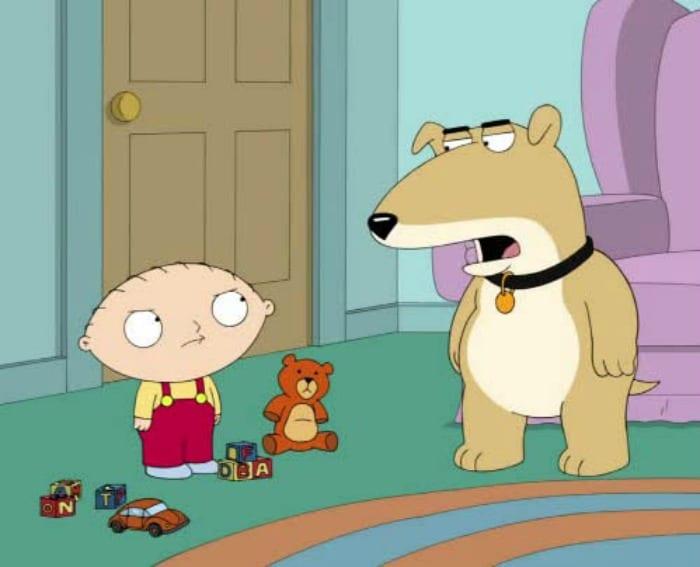 Stewie e Vinnie