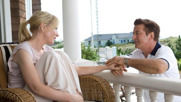 Cate Blanchett e Alec Baldwin