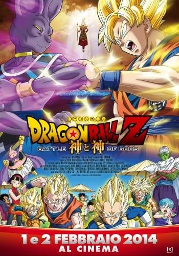 """""""Dragon Ball Z: La Battaglia degli Dei"""""""