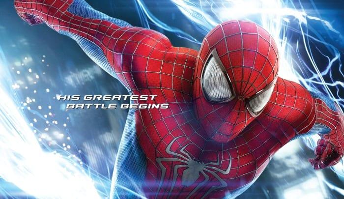 The Amazing Spyder-Man 2