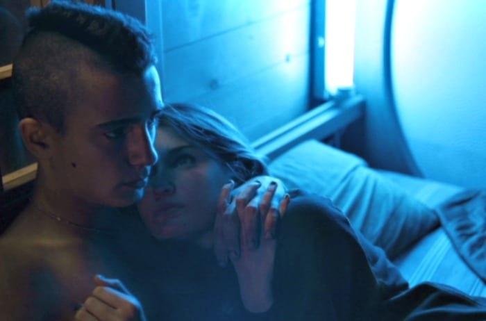 Manu (Denise Perna) e Danielino (Vincenzo Sacchettino)
