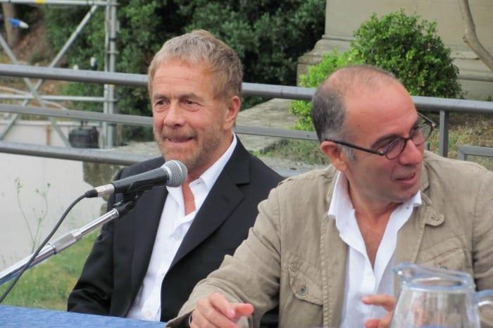 Gabriele Lavia e Tornatore